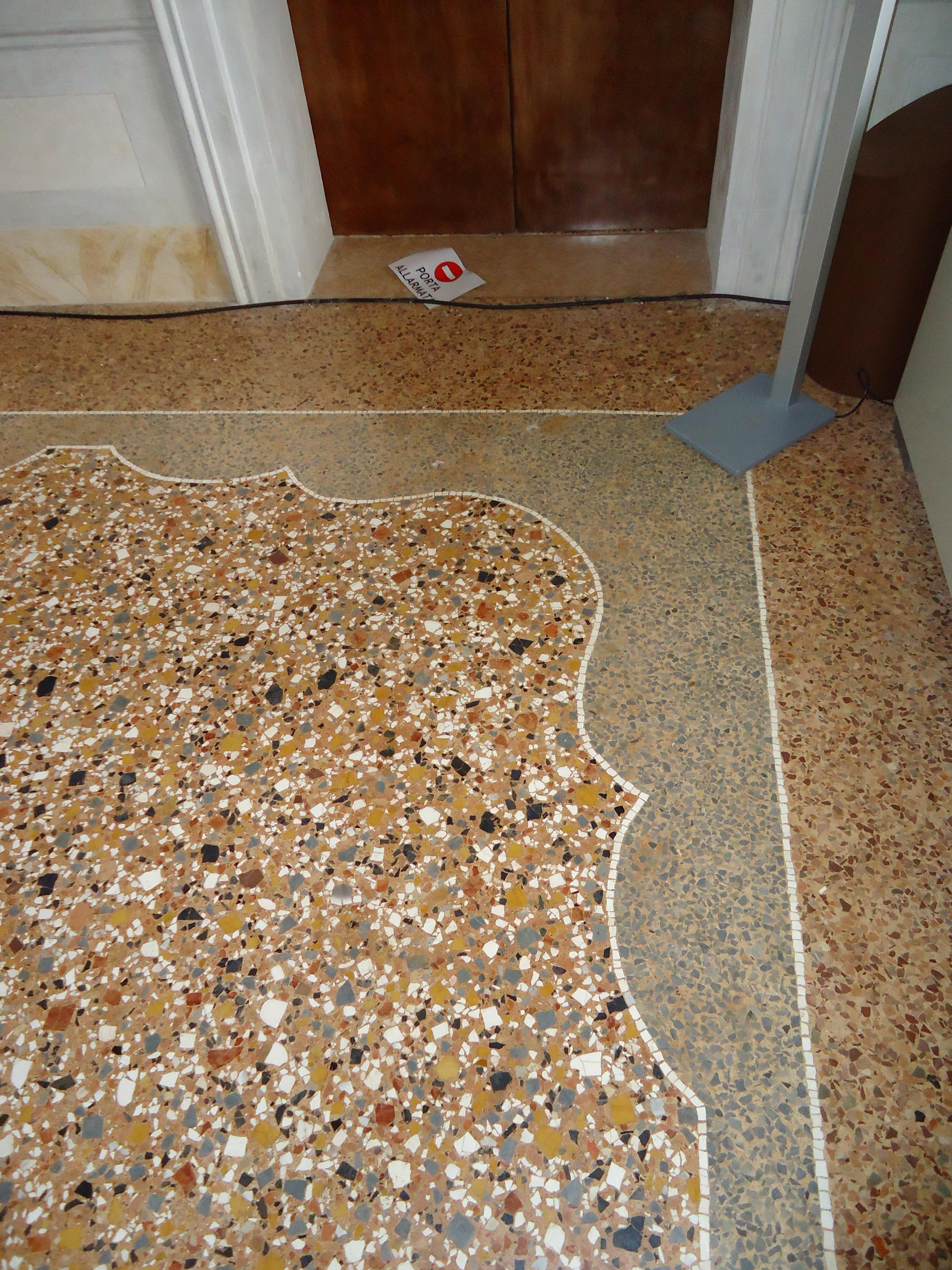 Pavimento In Terrazzo Alla Veneziana terrazzo alla veneziana | europavimenti